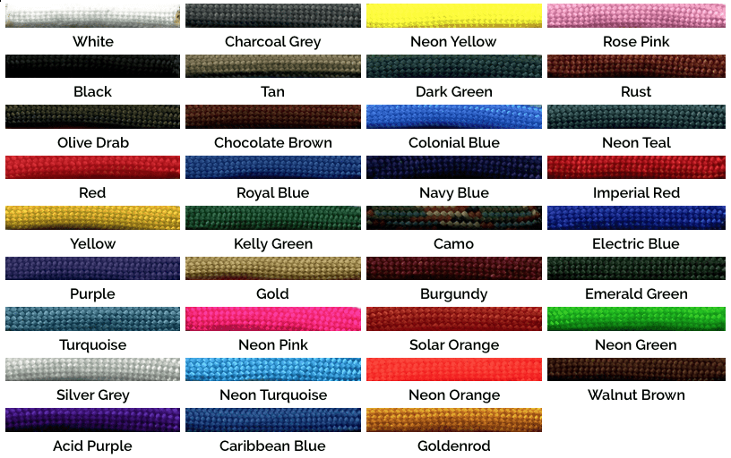 nylong-650-paracord-colors